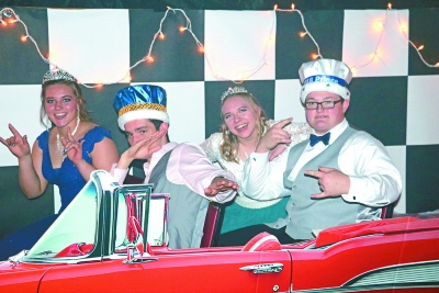 Hot Springs Prom Royalty!